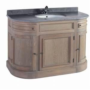 meuble lavabo chene et pierre bleue haussmann With lavabo et meuble