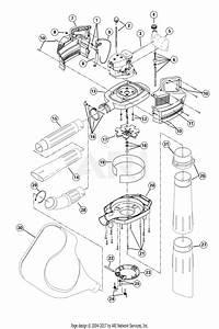 Mtd 310bvr 41bs310g034  41bs310g034 310bvr Parts Diagram