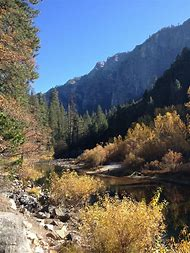 Beautiful Yosemite Valley