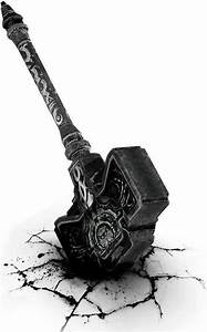 MJOLNIR - this is the war hammer of THOR, the god of ...