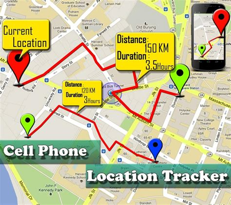 Cell Phone Location Tracker  Android Apps On Google Play