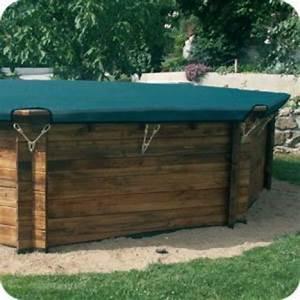 Bache De Sol : b che pour piscine octogonale ~ Melissatoandfro.com Idées de Décoration