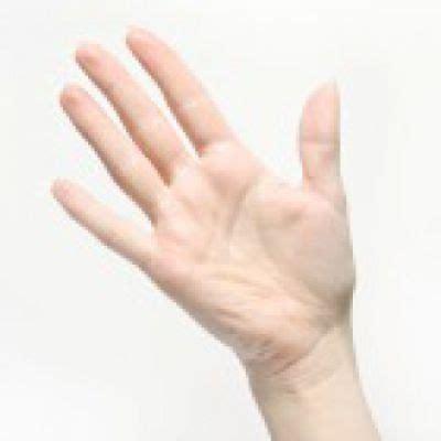 prikkelende handen