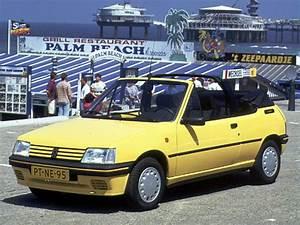 Peugeot 205 Cabriolet : peugeot 205 cabriolet 205 cti 1 9 1990 parts specs ~ Medecine-chirurgie-esthetiques.com Avis de Voitures