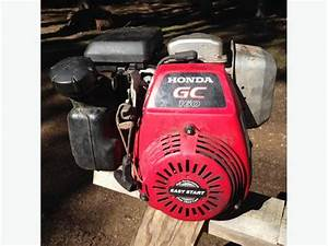 Honda Gc160 5hp Horizontal Shaft Cedar  Parksville