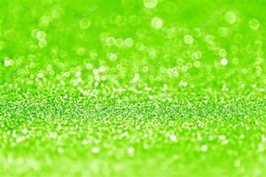 Neon Green Glitter Background — Stock Photo © Steph_Zieber ...