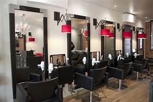Aménagement D Un Salon : am nagement d 39 un salon de coiffure style industriel ~ Zukunftsfamilie.com Idées de Décoration