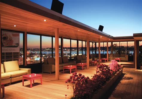 Roof Top Terrace : The Ultimate Guide To Nyc Rooftop Bars