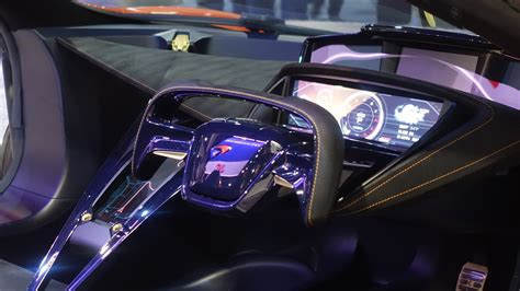 This Mclaren 650s Is Sporting The Dashboard Of The Future