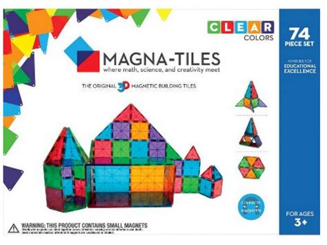 magna tiles 100 black friday black friday magnatile deal 74 set for 60