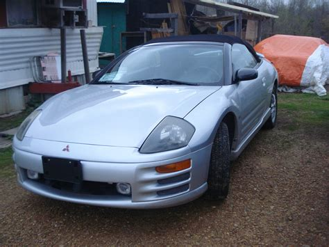 2002 Mitsubishi Spyder by 2002 Mitsubishi Eclipse Spyder Iii D30 Pictures