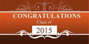 congratulations for graduate banner signazon With congratulations sign template