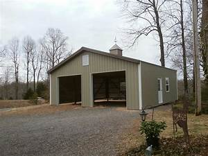 30x30x10 garage wwwnationalbarncom national barn With companies that build garages