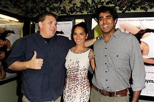 Olivia Munn Jay Chandrasekhar Photos - Screening Of ...