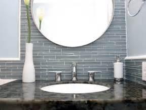 backsplash tile ideas for bathroom trend glass tile backsplash in bathroom best design ideas 4469