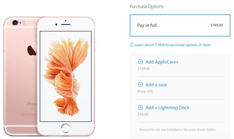 iphone 6 from t mobile pay in t mobile iphone 6s plus is unlocked if