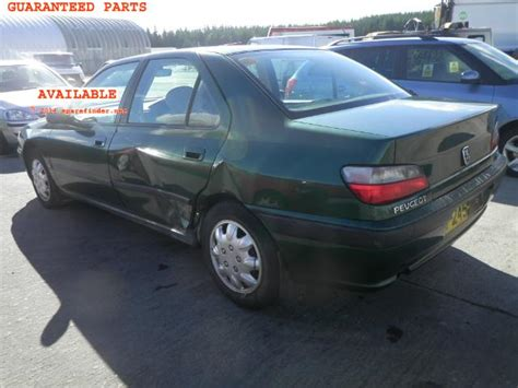 Peugeot Parts Usa by Peugeot 406 Breakers 406 Glx Dismantlers