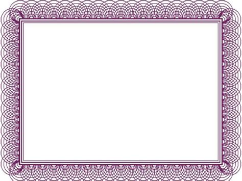 diploma border template blank certificate borders joy studio design gallery