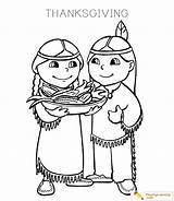 Coloring Thanksgiving Pilgrim Pilgrims Pages Sheet Name sketch template
