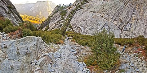 Yosemite Upper Falls Trail Photo Gallery