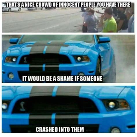 Ford Mustang Memes - the internet hates the ford mustang