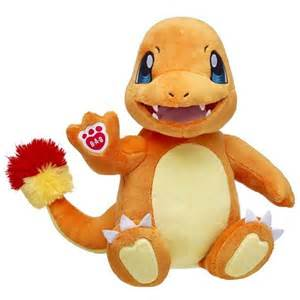 build a bear workshop introduces new charmander plush