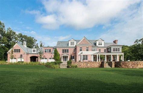 square foot brick colonial mansion  farmington ct homes   rich