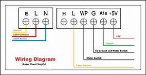 Co2 Laser Power Supply Wiring Diagram