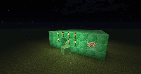 emerald house  trap house  updated minecraft project