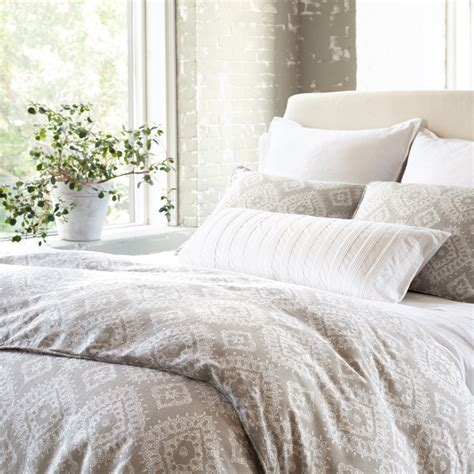 grey duvet cover ramala grey duvet cover by pine cone hill