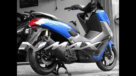 Warna Nmax Terbaru 2018 by New Yamaha N Max 2018 Blue I Warna Terbaru Yamaha Nmax