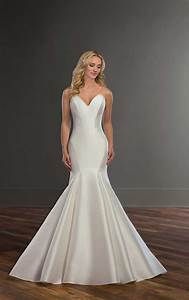 simple silk wedding gown martina liana wedding dresses With silk wedding dresses