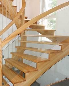 Treppe Mit Glasgeländer : aufgesattlete treppen herstellung tischler oesterreich 12 marco treppen ~ Sanjose-hotels-ca.com Haus und Dekorationen