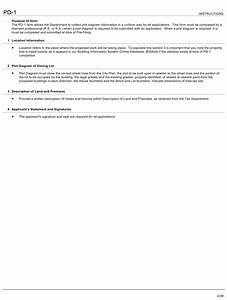 Download Instructions For Form Pd