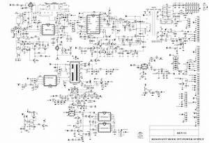 Vestel 17pw16 Power Supply Sch Service Manual Download  Schematics  Eeprom  Repair Info For
