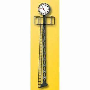 Horloge De Gare : viessmann vi5082 horloge de gare clair e ~ Teatrodelosmanantiales.com Idées de Décoration
