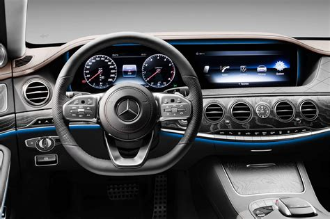 mercedes dashboard 2018 mercedes benz s class reviews and rating motor trend