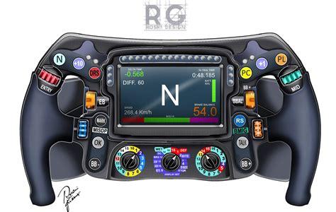 Volante F1 Tecnica F1 Tutti I Segreti Volante Mercedes W09