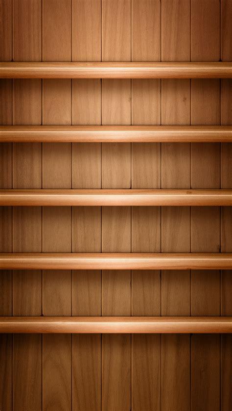 light wood shelves light brown wood shelves iphone 5 wallpaper hd free