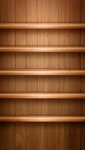 Light Wood Bookshelf Light Brown Wood Shelves Iphone 5 Wallpaper Hd Free