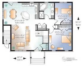 2 bedroom house plans with basement house plans with basement apartment drummond plans