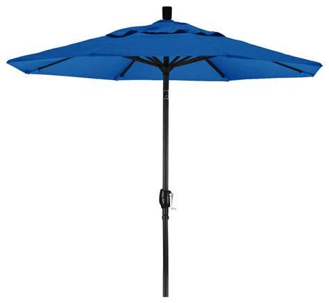 7 5 foot sunbrella aluminum crank lift push tilt market
