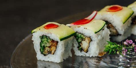 tempura uramaki recipe great british chefs