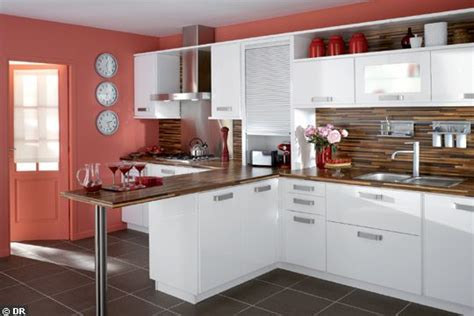 changer couleur cuisine plan travail cuisine bois plan travail cuisine bois sur
