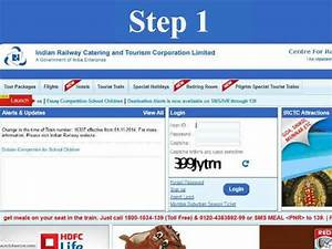 how to book tatkal ticket online from irctc
