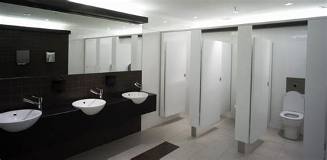 office fitouts reception areas washrooms melbourne