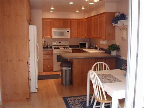 lighting in kitchen with no island floor paneling