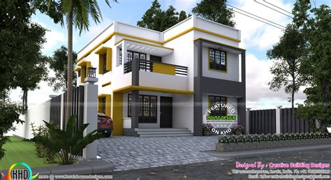 construction house plans house plan by creative building designs kerala home