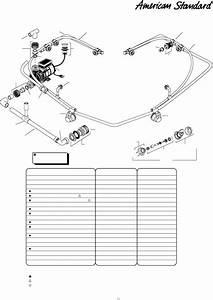American Standard Hot Tub 2775e User Guide