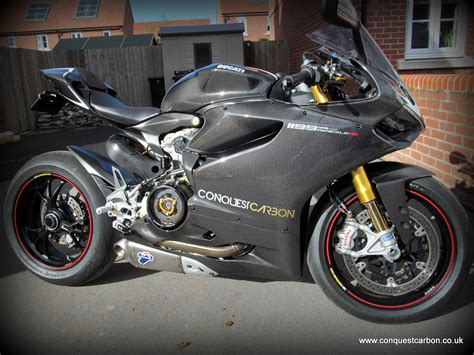 Ducati Panigale V4 Carbon Edition by Conquest Carbon 1199 Carbon Ducati 899 Panigale Forum